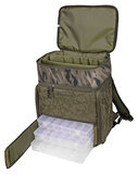 Double Camouflage Deadbait Backpack SPRO_