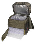 Double Camouflage Deadbait Backpack SPRO
